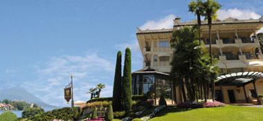Hotel Villa Aminta - Stresa, Italy