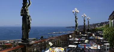 Grand Hotel Parker's - Naples, Italy