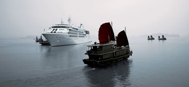 Silversea Cruises - Silver Cloud