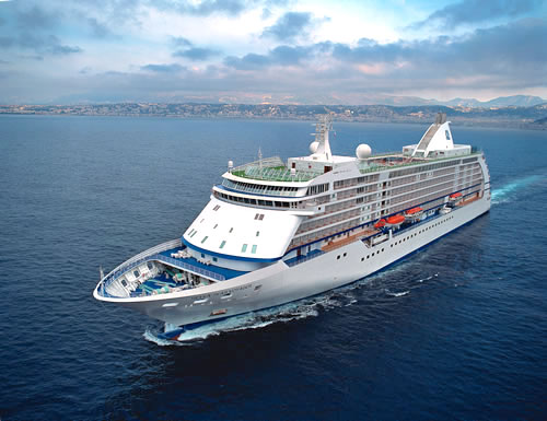 The Seven Seas Voyager has all the facilities and activities of larger cruise ships in a refined, luxurious, small-ship atmosphere.