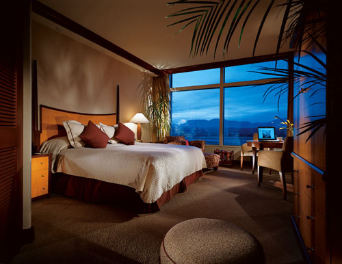 Fairmont Gold Bedroom
