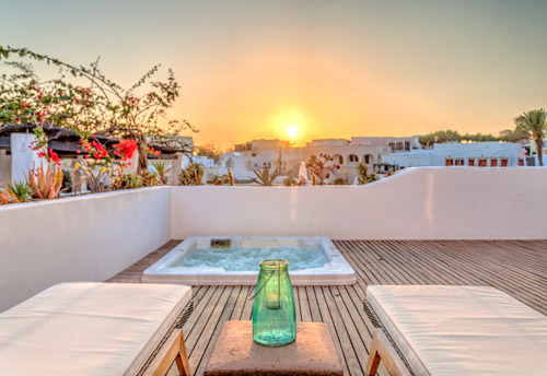 Vedema Resort - Santorini Island, Greece