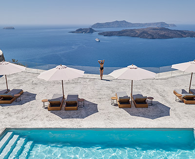 Nafsika Estate - Santorini Island, Greece