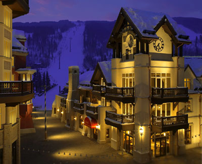 The Arrabelle at Vail Square - Vail, Colorado