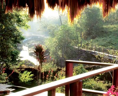 Blancaneaux Lodge - Belize