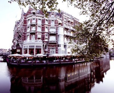 De L'Europe - Located in the heart of Amsterdam, overlooking the Amstel River