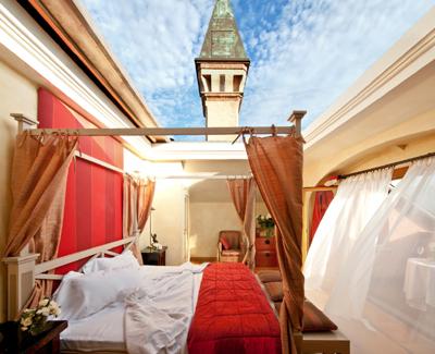 L'Albereta - Brescia Italy - Cabriolet Suite