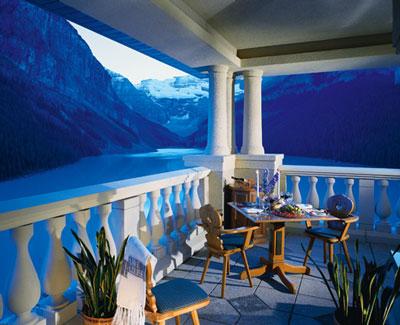 Balcony View Belvedere Suite