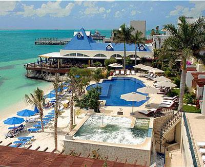 Hotel Villa Rolandi - Isla Mujeres, Mexico
