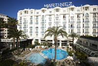 Hotel Martinez - Cannes, France