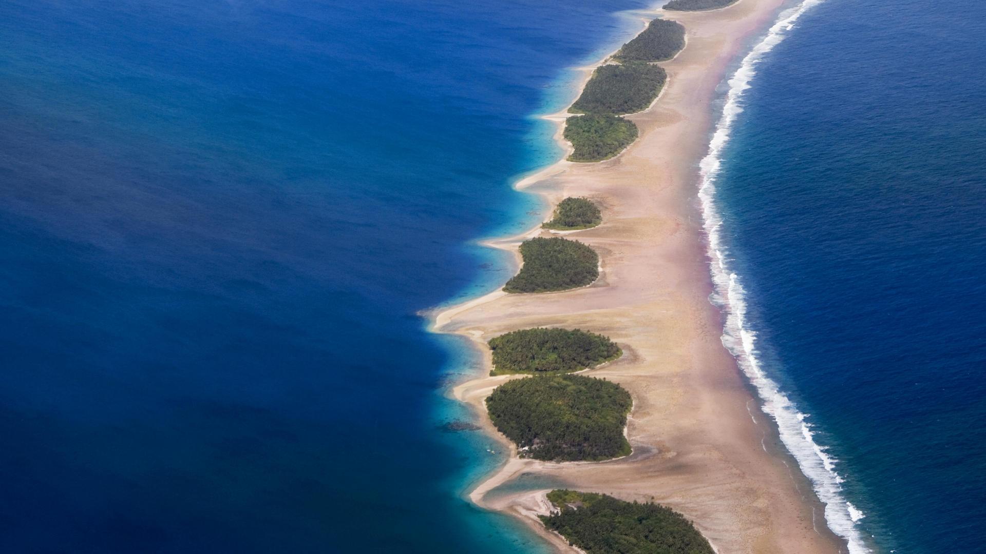 Bikendrik Island Majuro Atoll