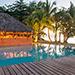Grenada beachside restaurant