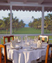 Nisbet Plantation - Great House Patio Dining