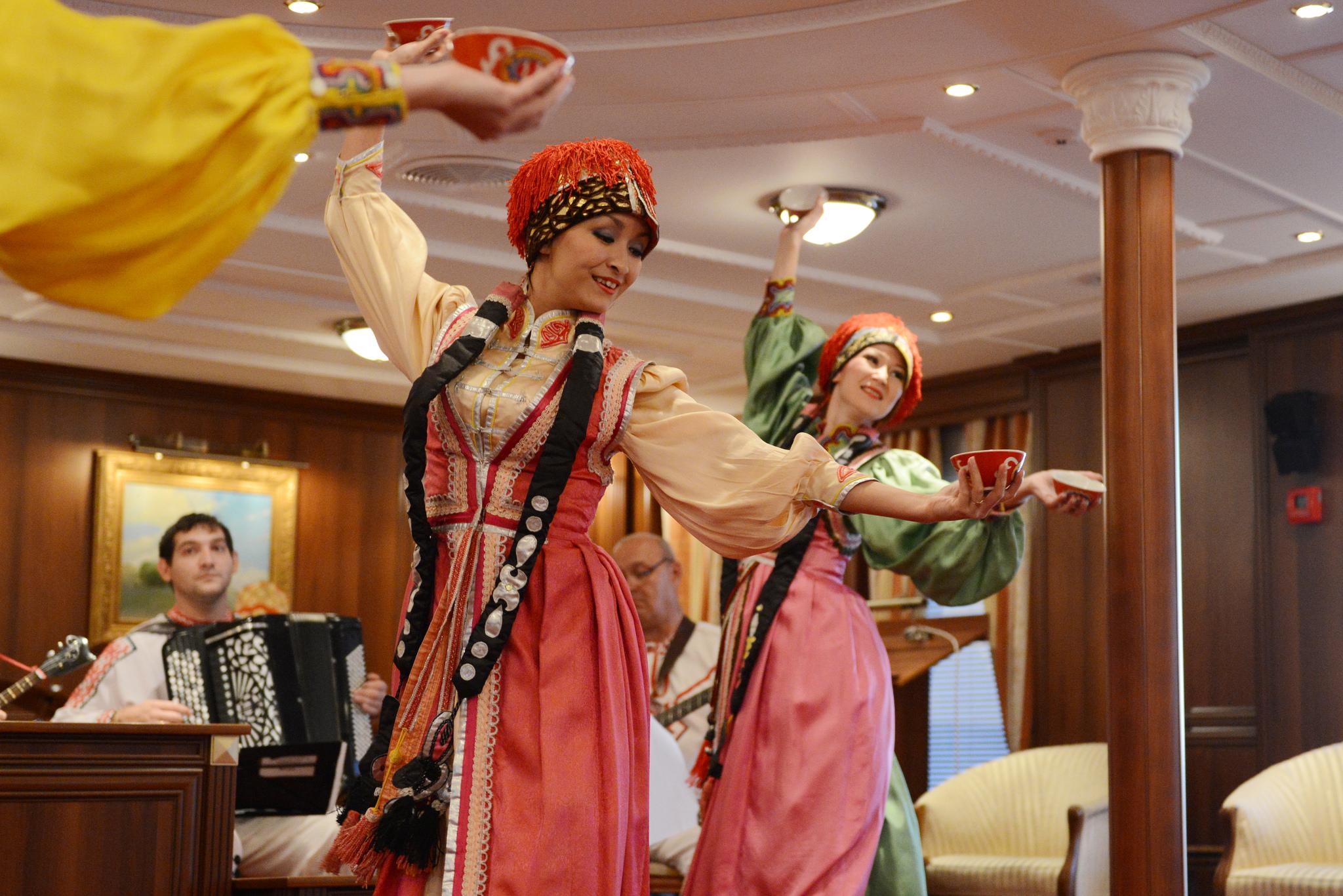 Volga Dream Cruises