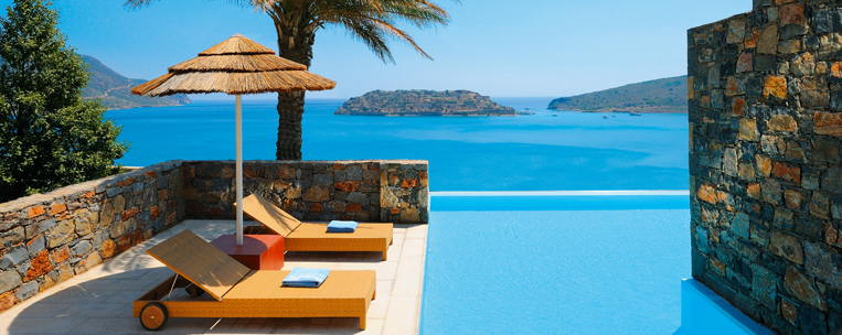 Blue Palace Resort, Crete, Greece