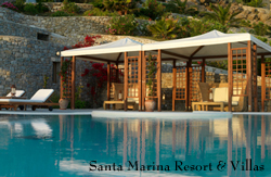 Santa Marina Resort & Villas, Mykonos, Greece