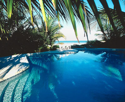 Kamalame Cay :  travel pool caribbean private island